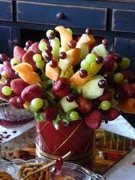 fruit bouquet tulsa 51 best fruit decor images on fruit arrangements