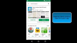 mock locations android mock locations gps path how to use it without select mock