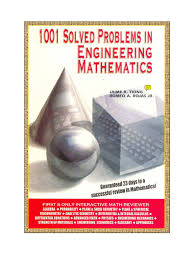 physics for scientists and engineers second edition solutions manual pdf 1001 solved problems in engineering mathematics