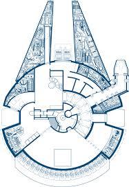 millenium falcon floor plan millennium falcon floorplan by zeetos on deviantart
