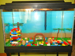 another way to decorate your fish tank for the home
