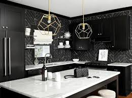 best 25 black backsplash ideas on pinterest teal kitchen tile