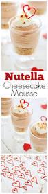 nutella cheesecake mousse rasa malaysia