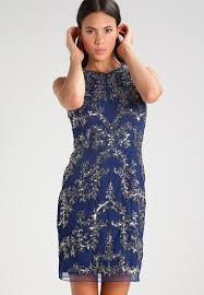 adrianna papell cocktail dress party champagne women dresses