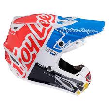 tld motocross helmets troy lee designs 2017 se4 carbon factory mx helmet available at
