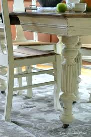 chalk paint farmhouse table chalk paint table and chairs shabby chic farmhouse table with chalk