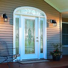 Exterior Entry Doors With Glass Glass Front Doors Glass Front Door Metal Front Doors For Homes