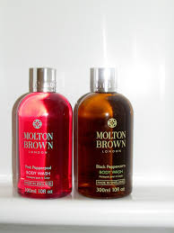heck of a bunch molton brown body washes review