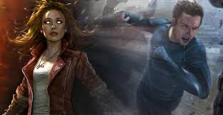 quicksilver movie avengers digital comic reveals quicksilver and scartlet witch s origins in