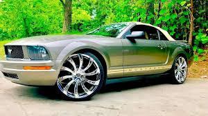 mustang 22 inch rims discount used rims tires in jonesboro ga rimtyme