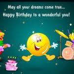 animated birthday card 9 free animated birthday cards editable psd