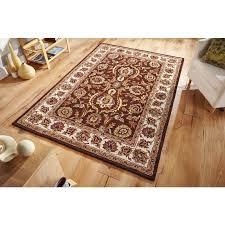 7 X 9 Wool Rug Orient Wool Rug 113 Brown 200 X 285 Cm 6 U00277 X 9 U00274