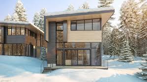 chalet designs ski chalets get sleek apple store architects design lake tahoe