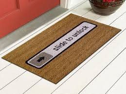Geek Doormat 15 Awesomely Cool Geek Inspired Decor Page 5 Of 8