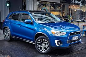 mitsubishi uae mitsubishi asx all years and modifications with reviews msrp