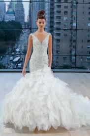 ines di santo wedding dresses look ines di santo fall 2018 wedding dress collection