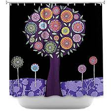 Bathroom Decor Shower Curtains Unique Tree Shower Curtains