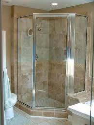 frameless glass shower door installation in williamsburg virginia