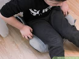 How To Install Center Jump How To Install A Booster Seat 11 Steps With Pictures Wikihow