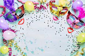 mardi gras frame carnival masquerade or mardi gras frame stock image image of