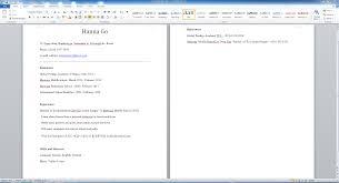 how to type resumes cerescoffee co