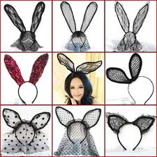 lace rabbit ears picture more detailed picture about awaytr