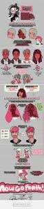 159 best character anatomy hair images on pinterest drawing