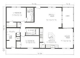 Open Floor Plan Home Designs by Home Design Open Floor Plans Beach Nuts Ranch Style House Small