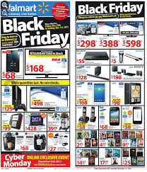 walmart black friday sale on now store flyer shows great deals