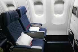 Most Comfortable Airlines Review Delta Comfort On A 767 300er U2014 Jfk To Madrid