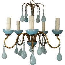 Teal Glass Chandelier Chandelier Simple Murano Glass Editonline Us