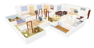3D Floor Plans – Now Foresee Your Dream Home