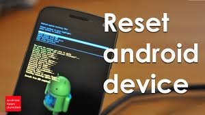 reset android to default how to reset android device to factory default 2017 youtube