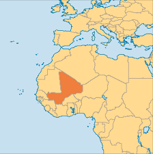 Africa Religion Map by Mali Operation World