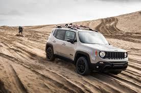 black jeep renegade jeep renegade desert hawk headed to u k showrooms