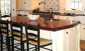 oak kitchen carts and islands wood kitchen island wood top kitchen island and mahogany