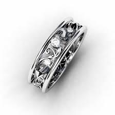 vintage filigree wedding bands vintage filigree wedding bands wedding band filigree ring
