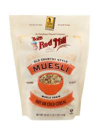 old country style muesli bob u0027s red mill natural foods