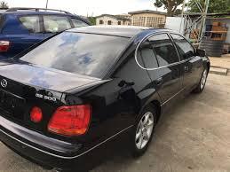 tires lexus gs300 2003 lexus gs300 tokunbo autos nigeria