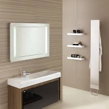 Ceiling Mounted Bathroom Mirrors by Bathroom Mirrors With Lights And Demister Mirror Vanity Storage