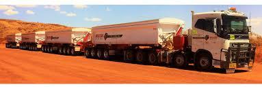 volvo range australia bulkline haulage megaquad volvo trucks australia