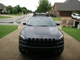 jeep grand cherokee kayak rack roof cross bars and baskets wind noise and fuel mileage 2014