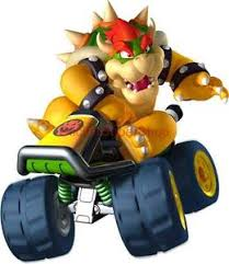 Super Mario Home Decor Choose Size Bowser Super Mario Kart Decal Removable Wall Sticker