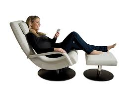 Recliner Chair Astro Two King Living - Designer reclining chairs