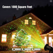 Laser Christmas Lights For Sale Motion Christmas Lights Ebay