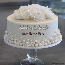 write your name on birthday cake image for whatsapp send write