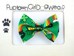 new sale st patrick u0027s day bow tie dog bow tie cat bow