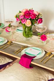 Spring Table Settings A Spring Table Setting U2013 The Spice At Home