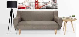 canapé design scandinave pas cher un canapé design à prix d usine sinon rien mobilier pas cher