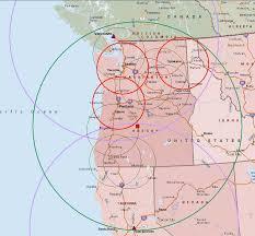 seattle map test maps seattle artcc
